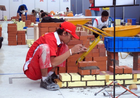 Công tác ATVSLĐ liên quan chặt chẽ tới năng suất lao động