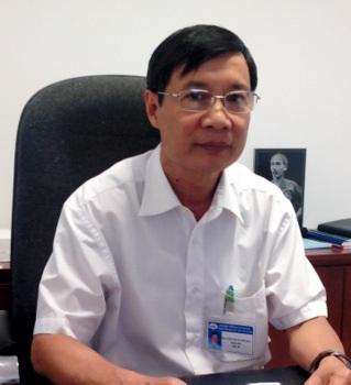 Ông Nguyễn Toàn Phong - GĐ TT GTVL Hà Nội.
