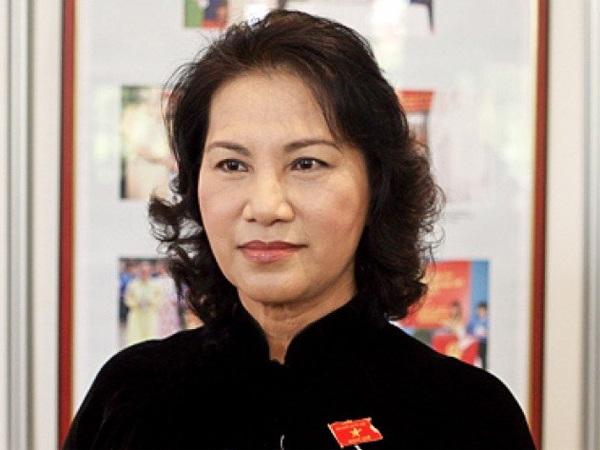 Bà Nguyễn Thị Kim Ngân, Phó chủ tịch Quốc hội