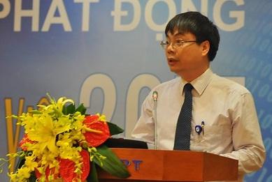 Ông Tô Mạnh Cường - Phó Chủ tịch Tập đoàn VNPT