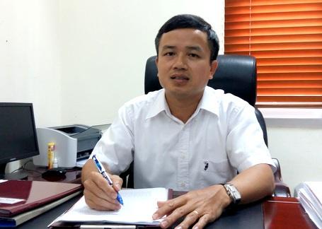 Ông Phạm Viết Hương - Phó Cục trưởng Cục Quản lý lao động Ngoài nước (Bộ LĐ-TB&XH)