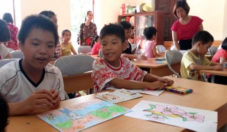 Để chăm sóc trẻ em mồ côi, cần nhiều nhân lực ngành CTXH