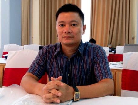 Ông Tô Đức - Phó Cục trưởng Cục Bảo trợ xã hội (Bộ LĐ-TB&XH)