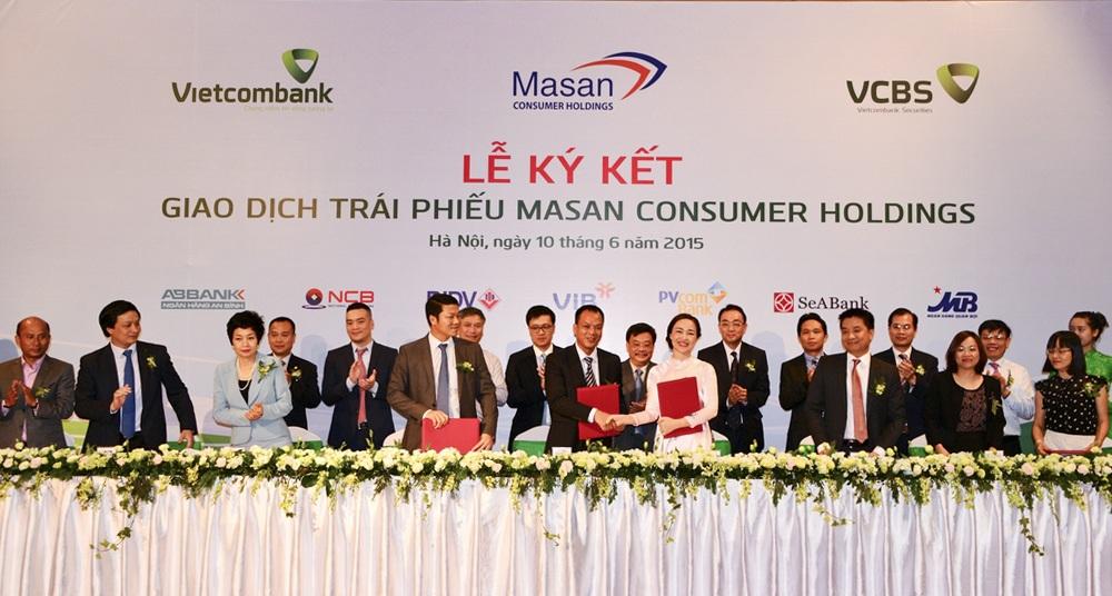 Masan Consumer phát hành thành công 9.000 tỷ trái phiếu