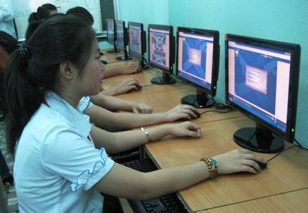 TPHCM thực hiện đào tạo chương trình tin học theo chuẩn quốc tế