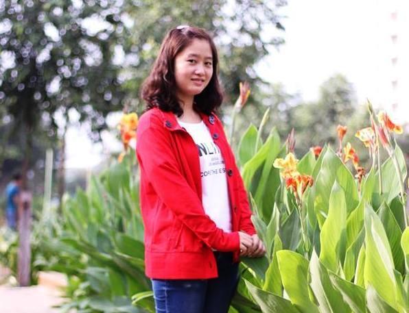 Nữ sinh Lê Thị Hà Phương