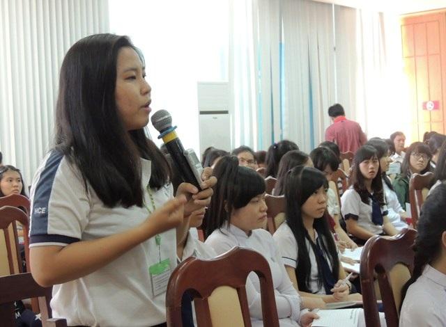 Học trò lo sợ bạo lực học đường