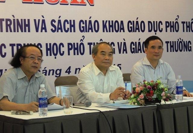 Thứ trưởng Nguyễn Vinh Hiển (
