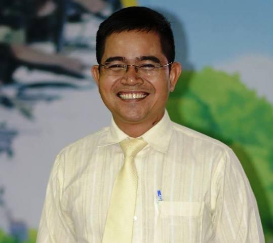 ThS Nguyễn Hữu Long khuyến khích bạn trẻ hãy dấn thân vào công việc tình nguyện