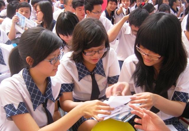 Học trò còn ngại bày tỏ ý kiến, quan điểm khác với thầy (Ảnh minh họa)
