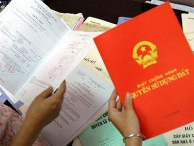 Việc cấp sổ đỏ cho gia đình cá nhân mới chỉ đạt 43% kế hoạch năm tại Hà Nội