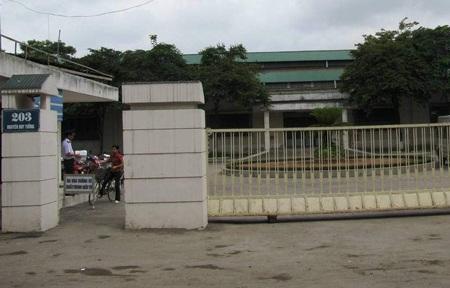 Khu đất từ nhà máy dệt tại 203 Nguyễn Huy Tưởng sẽ được bổ sung thêm diện tích trường học