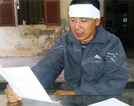 Anh Hùng, anh trai nạn nhận bức xúc cho rằng cái chết của sản phụ có nhiều yếu tố bất thường