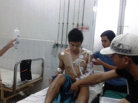 Hải Phòng: cha con giang hồ cộm cán dùng súng tấn công trai làng bị thương vong