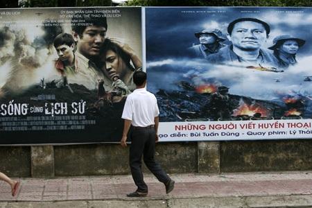 Những bộ phim chiếu rạp tại thành phố nhân dịp kỉ niệm 60 năm Chiến Thắng Điện Biên Phủ