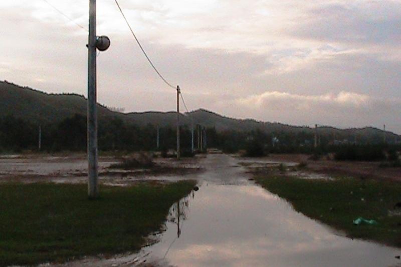 Khu TĐC Diêu Quang còn bỏ hoang vì nhiều bất cấp