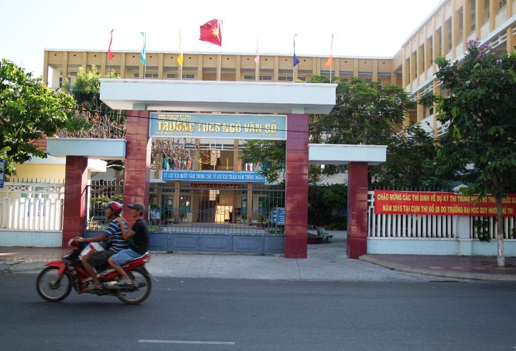 Trường ĐH Quy Nhơn không có thí sinh dự thi môn Địa