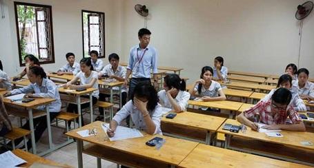 Học sinh nên cẩn trọng với giấy báo trúng tuyển.