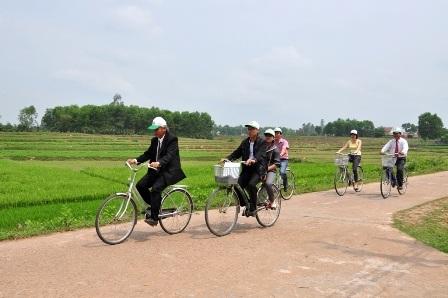 """Làng du lịch cộng đồng Mỹ Sơn """"ế"""" khách"""