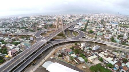 Toàn cảnh dự án nút giao thông ngã 3 Huế