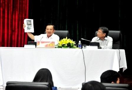 Bí thư Đà Nẵng đưa tấm hình chứng minh thanh niên vi phạm giao thông nhiều nhất