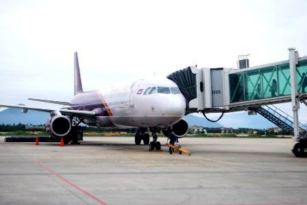 Sân bay quốc tế Đà Nẵng đã bắt đầu có dấu hiệu quá tải