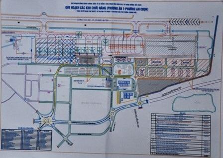 Quy hoạch sân bay quốc tế Đà Nẵng giai đoạn đến 2015 và định hướng đến 2025