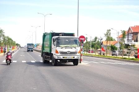 Tuyến QL1A đoạn Km987 – Km1207 qua Quảng Nam đã được nâng cấp, mở rộng