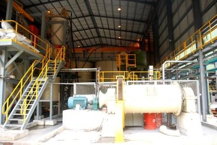 Nhà máy vàng Đắc Sa - Công ty TNHH vàng Phước Sơn đã ngừng hoạt động từ cuối năm 2014 đến nay