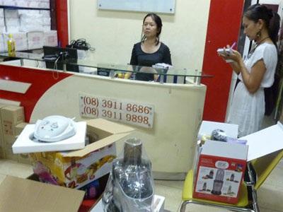 Thêm một đơn vị bán hàng giả qua truyền hình - 1