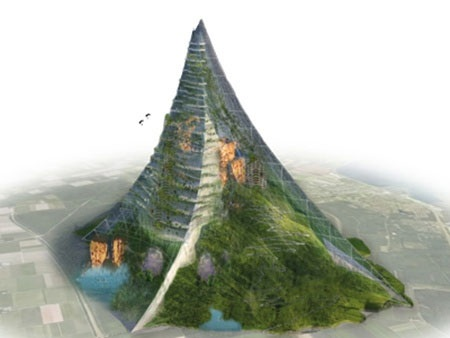 'Đốt' hơn 430 tỷ USD xây núi nhân tạo - 1