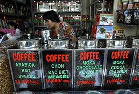 Người Việt Nam tiêu thụ ít cà phê - 1