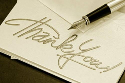 Hãy đảm bảo tránh 5 sai lầm dưới đây khi gửi thư cám ơn cho nhà tuyển dụng sau cuộc phỏng vấn: