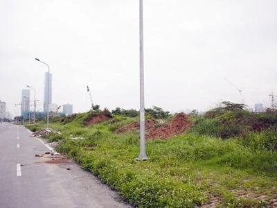 Khu đất quy hoạch xây dựng tòa tháp cao nhất Việt