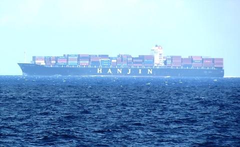 Tàu Hanjin Brussells (Đức).