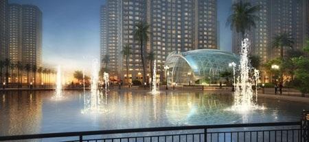 Vingroup chào thuê mặt mặt bằng bán lẻ của Vincom Mega Mall Times Ciy