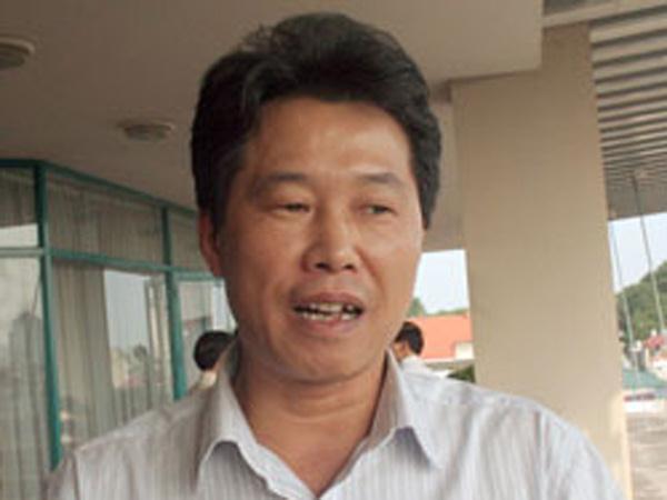 Phó chủ nhiệm Ủy ban Tài chính - Ngân sách của Quốc hội, PGS-TS Đinh Văn Nhã