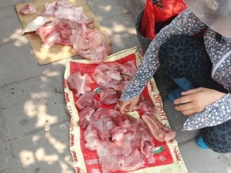 Đủ trò đầu độc thịt lợn từ khi nuôi tới lúc ăn