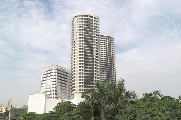 Năm 2013, Indochina Plaza Hanoi cũng là đại diện duy nhất từ Việt
