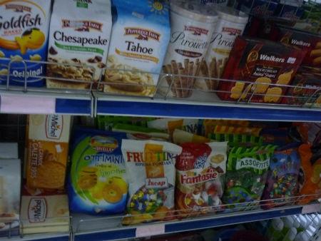 Thận trọng với những hàng hóa không có nhãn mác rõ ràng