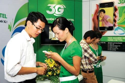 Điều tra nhà mạng đồng loạt tăng cước 3G