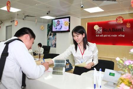 SeABank là một trong số ít các ngân hàng vẫn tiếp tục phát triển ổn định và giữ vững vị thế nhóm 1.