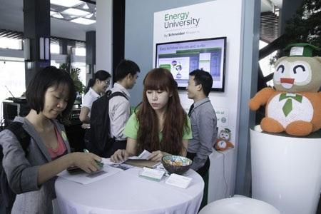 2.000 người được trải nghiệm năng lượng xanh