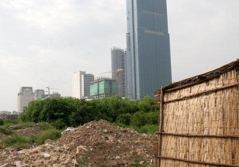 Nhiều khu đất vàng sau nhiều lần kiến nghị thu hồi vẫn chưa thực hiện được
