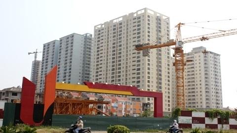 Dự án Usilk City cũng là trái đắng của nhà đầu tư khi đối mặt với việc chậm tiến độ