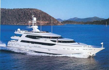 Siêu du thuyền lớn nhất thế giới Roman Abramovich