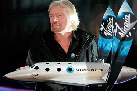 Phi thuyền lên không gian của Jeff Bezos.