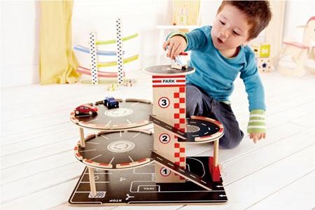 Hape – Thương hiệu đồ chơi gỗ số 1 thế giới sẽ có mặt tại Toy World