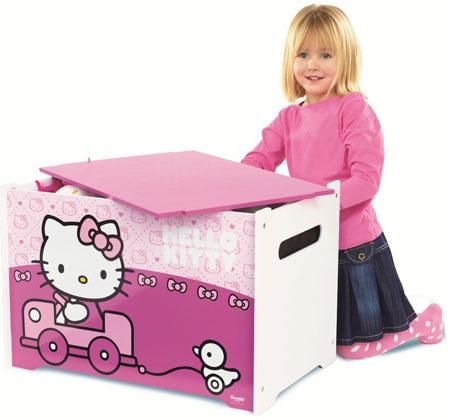 Các cô bé cũng sẽ tìm thấy đủ các chủng loại đồ chơi đáng yêu tại Toy World