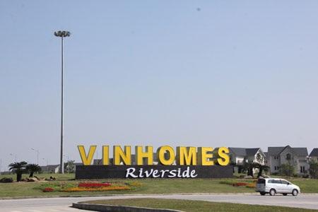 """Dạ tiệc Giáng sinh sang trọng tại """"thành phố bên sông"""" Vinhomes Riverside"""